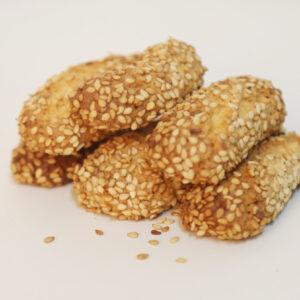 biscotti al sesamo