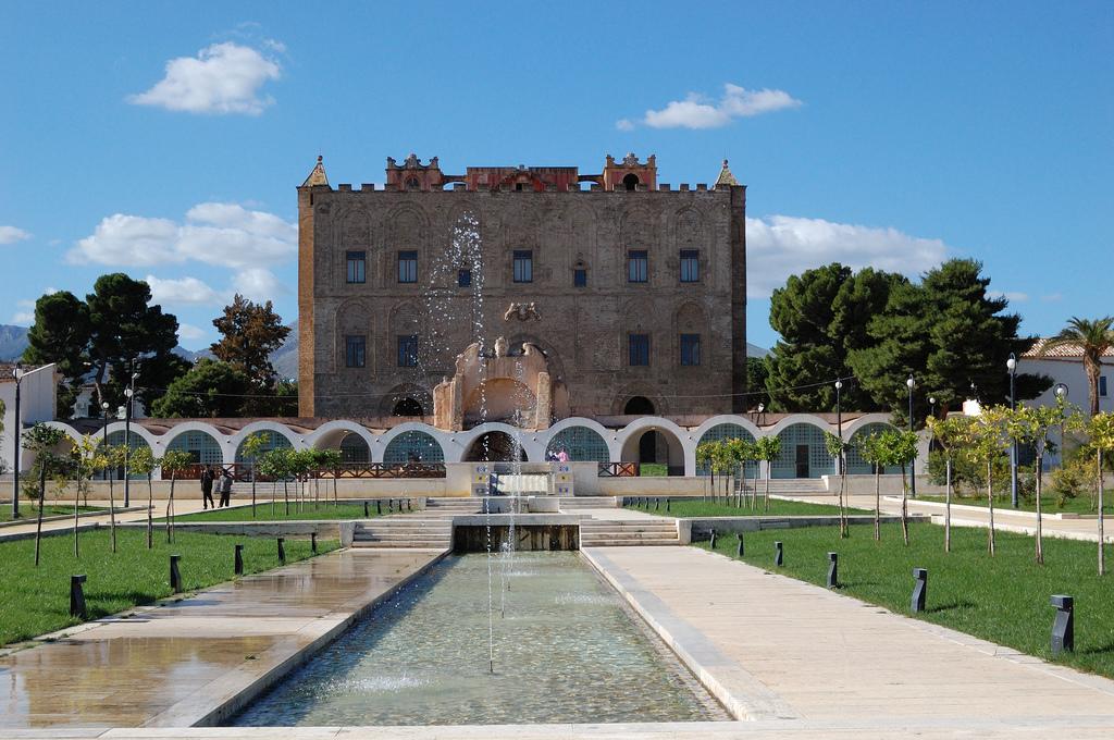 Il tesoro della Zisa a Palermo
