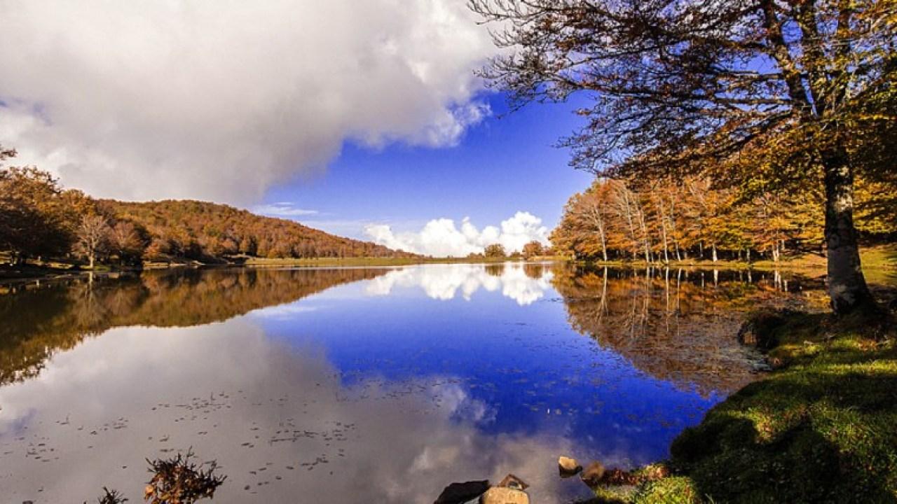 Lago Maulazzo - Monti Nebrodi