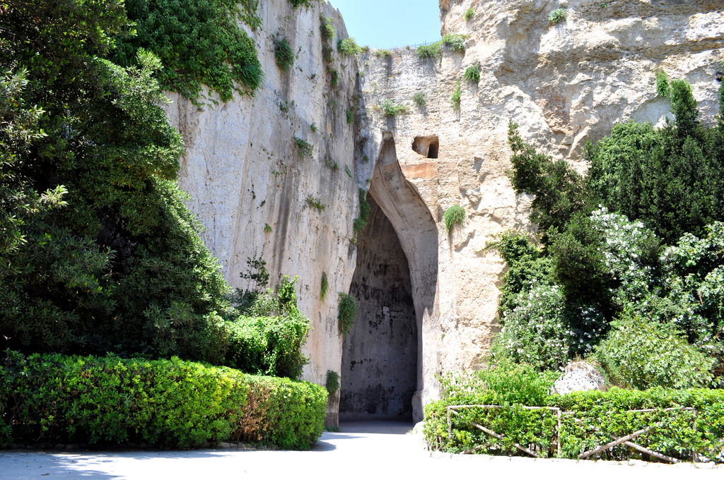Orecchio di Dionisio - Siracusa
