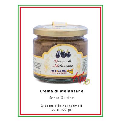 crema melanzane