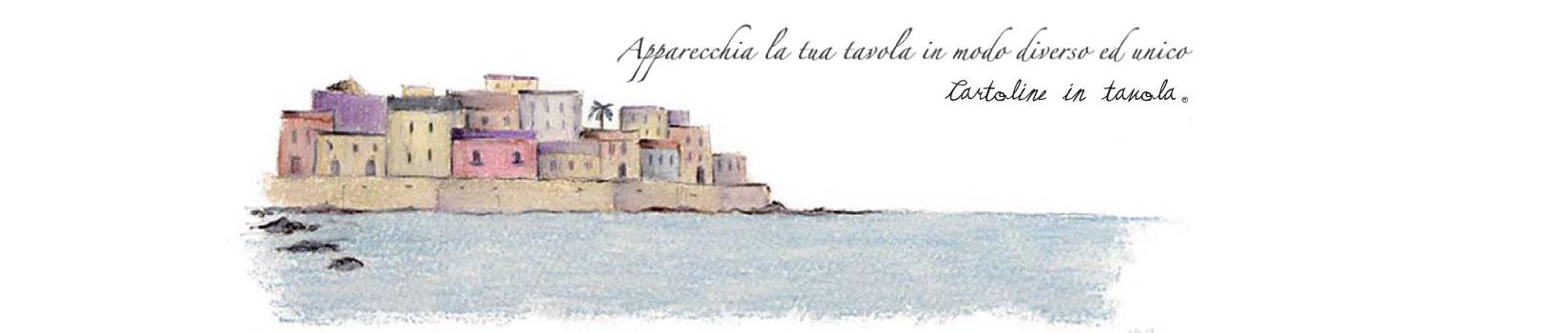 Cartoline In Tavola